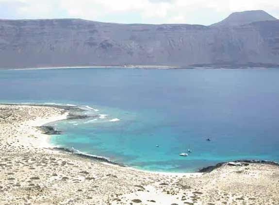 Playa Francesa (La Graciosa)