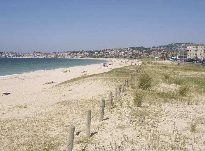3491776da0043 Playa América   Playa América. Ría de Baiona. Nigrán   Galicia ...