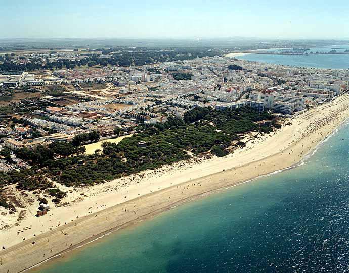 Playa de Piedras Gordas/Los Corrales / La Almadraba (Rota)