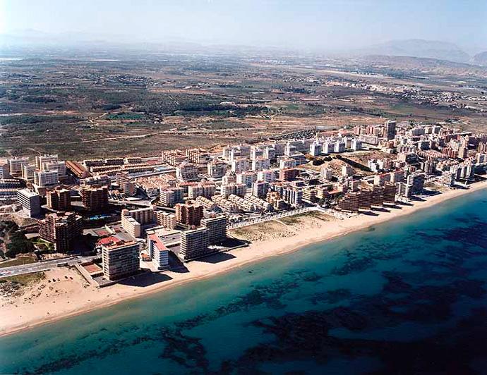 Arenales del sol playa de arenales del sol comunidad for Comunidad del sol