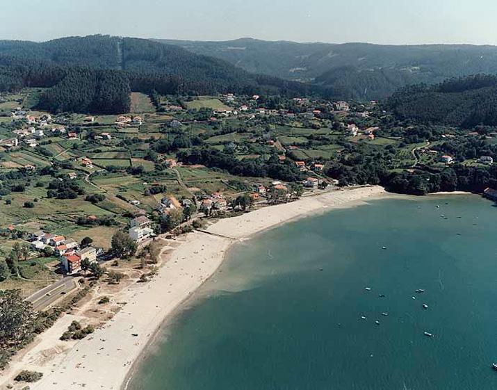 Playa de la magdalena cedeira playa de la magdalena for Villas la magdalena 4