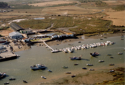 el puerto de huelva: