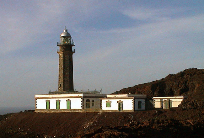 El Pinar del Hierro Spain  city photos gallery : el faro de orchilla está situado en el municipio de